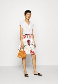 Anna Field - A-line skirt - white - 1
