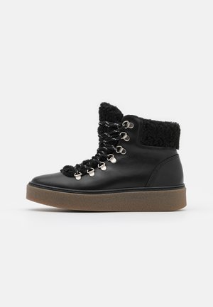 YASISABELL BOOTS - Veterboots - black