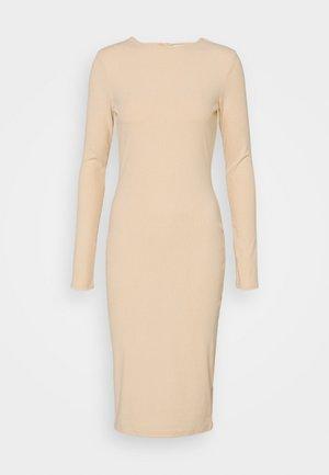 RIVER DRESS - Vestido informal - cream