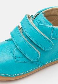Froddo - PAIX UNISEX - Boty se suchým zipem - turquoise - 5