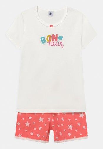 STAR PRINT BON NUIT  - Pyjama set - marshmallow