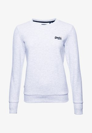 ORANGE LABEL CREW  - Sweatshirt - ice marl