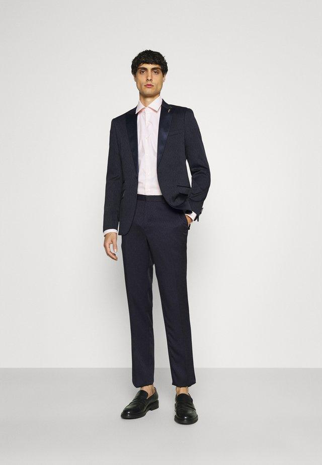MARDEN TUXEDO SUIT - Suit - navy