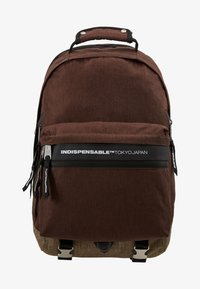 Indispensable - FUSION BACKPACK - Sac à dos - brown - 6