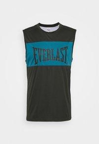 Everlast - Top - black/blue - 4