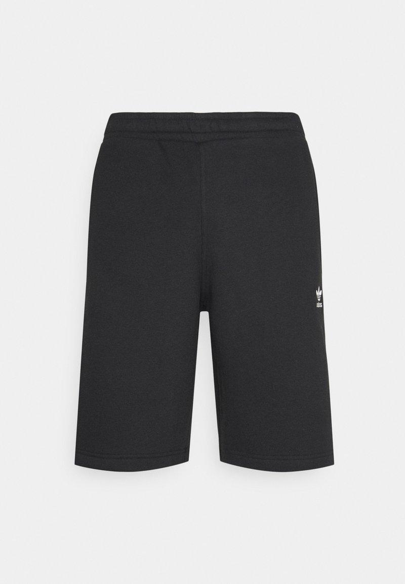 adidas Originals - ESSENTIAL UNISEX - Short - black