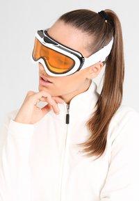 Uvex - COMANCHE - Ski goggles - white - 1