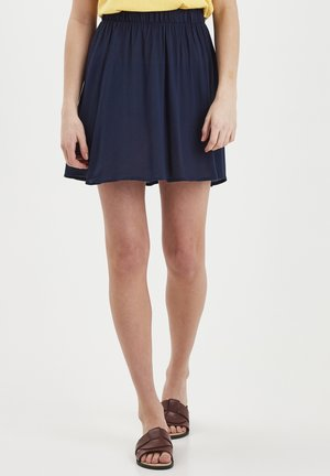 IHMARRAKECH - Pleated skirt - total eclipse