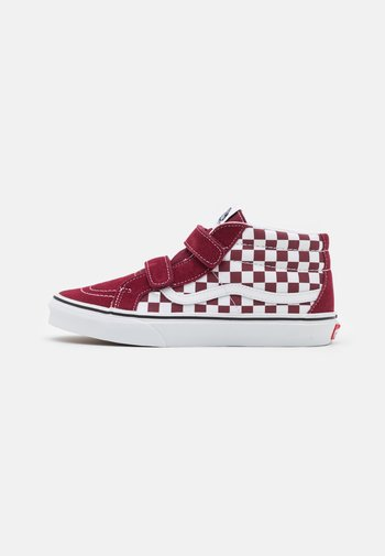 SK8-MID REISSUE UNISEX - High-top trainers - pomegranate/true white