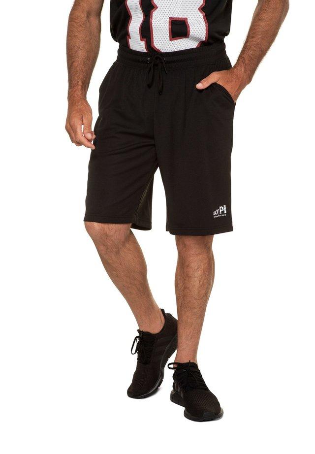 JP 1880 HERREN GROSSE GRÖSSEN SPORTHOSE 726937 - Shorts - schwarz