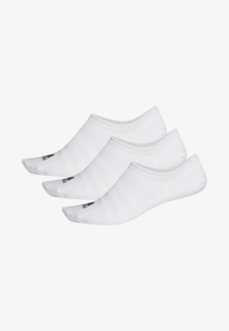 adidas Performance - NO-SHOW SOCKS 3 PAIRS - Chaussettes de sport - white