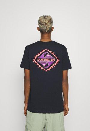 RETURN TO THE MOON - Print T-shirt - navy blazer