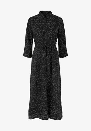 PCROSIA 3/4  - Maxi dress - black