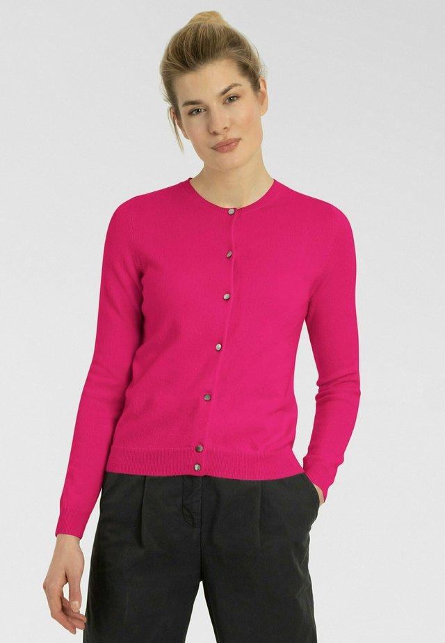 Vest - bubble pink