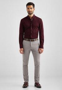 Baldessarini - BRAD - Formal shirt - tawny port - 1