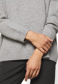 WEEKEND MaxMara - TONDO - Sweter - grey - 6