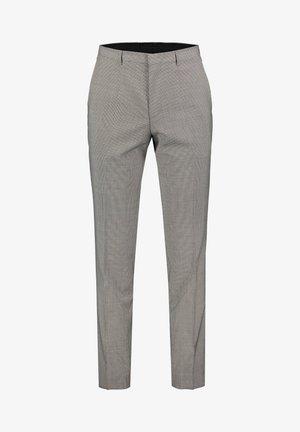 HESTEN - Trousers - grey