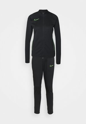 SUIT - Treningsdress - black/green strike