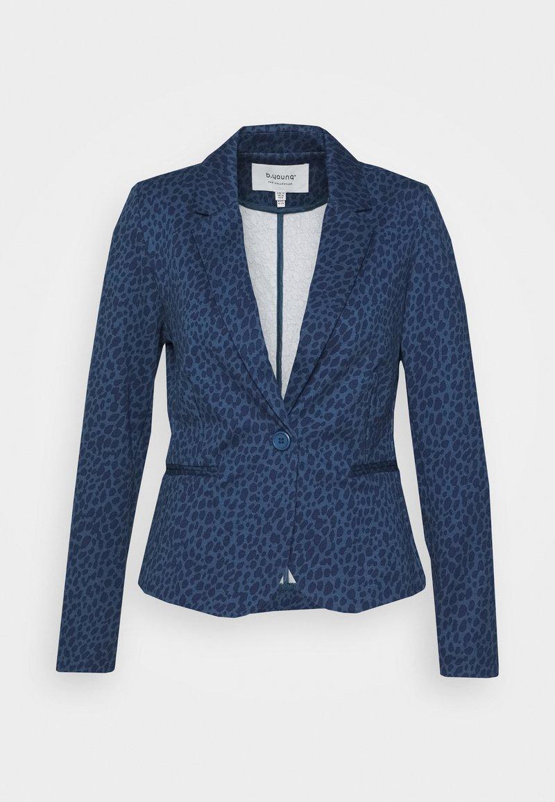 b.young - RIZETTA - Blazer - ensing blue