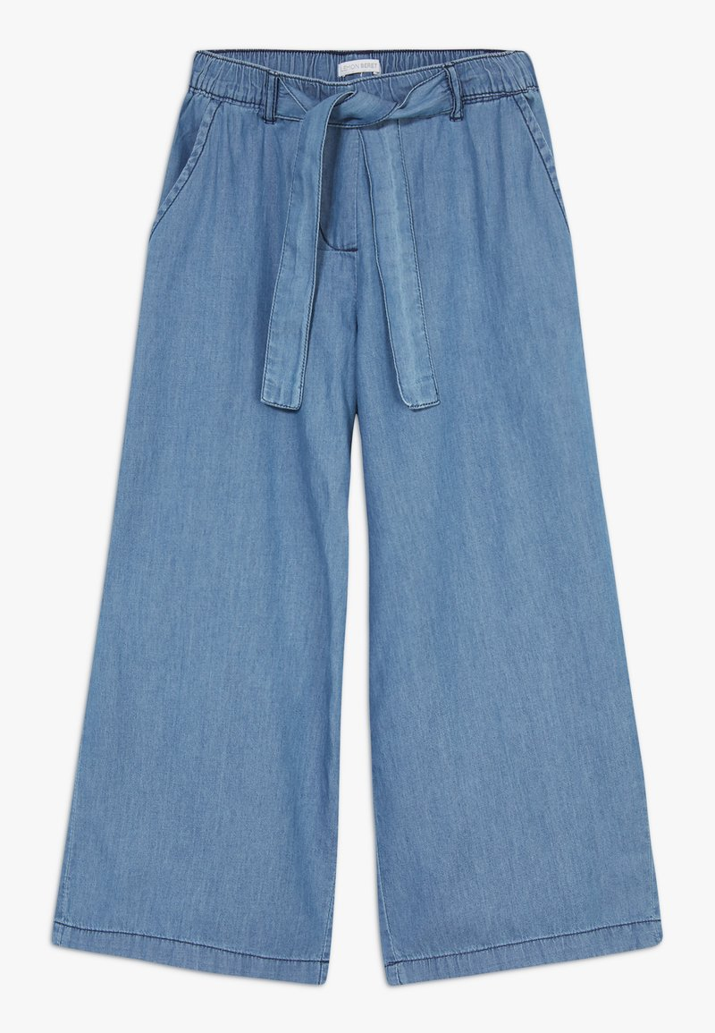 Lemon Beret - TEEN GIRLS PANTS - Trousers - light blue