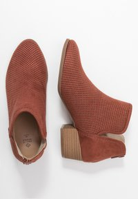 Call it Spring - LUNNA - Ankle boot - rust - 3