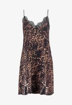 BIG CAT DELIRIOUS SLIP DRESS - Kjole - beige/brown