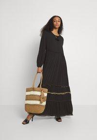 Superdry - AMEERA DRESS - Maxi dress - black - 1