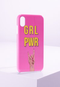 Antwerp Avenue - iPhone XS MAX - Phone case - pink - 0