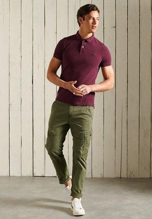 Polo shirt - port marl