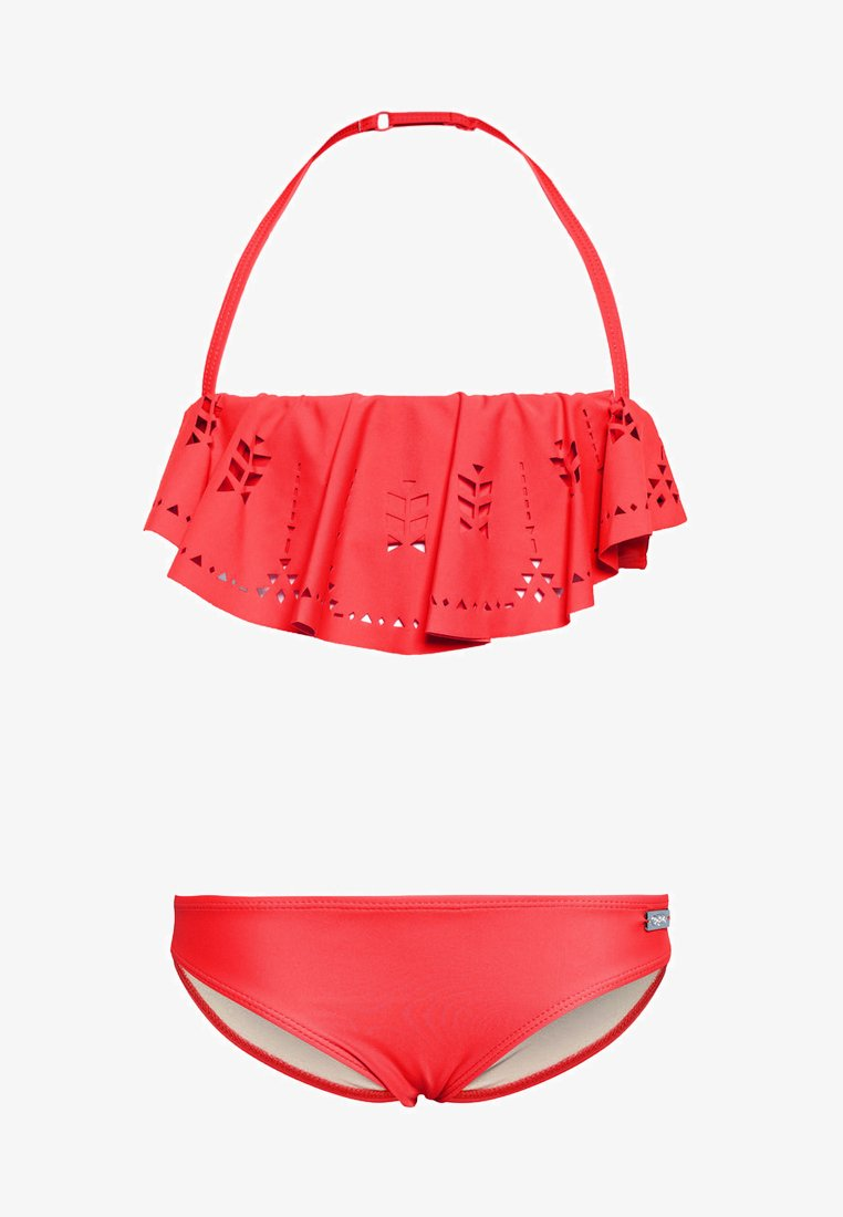Buffalo - BANDEAU SET - Bikini - lobster