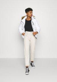 Superdry - CLASSIC FUJI JACKET - Winter jacket - white - 1
