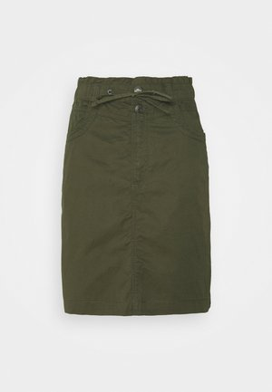 NEW PLAY - Miniskjørt - khaki/green