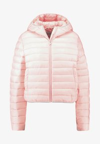 Calvin Klein Jeans - PADDED PUFFER WITH LOGO BINDING - Light jacket - blossom - 4