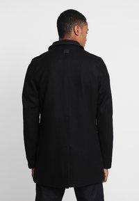 G-Star - SCUTAR UTILITY  - Classic coat - black - 2