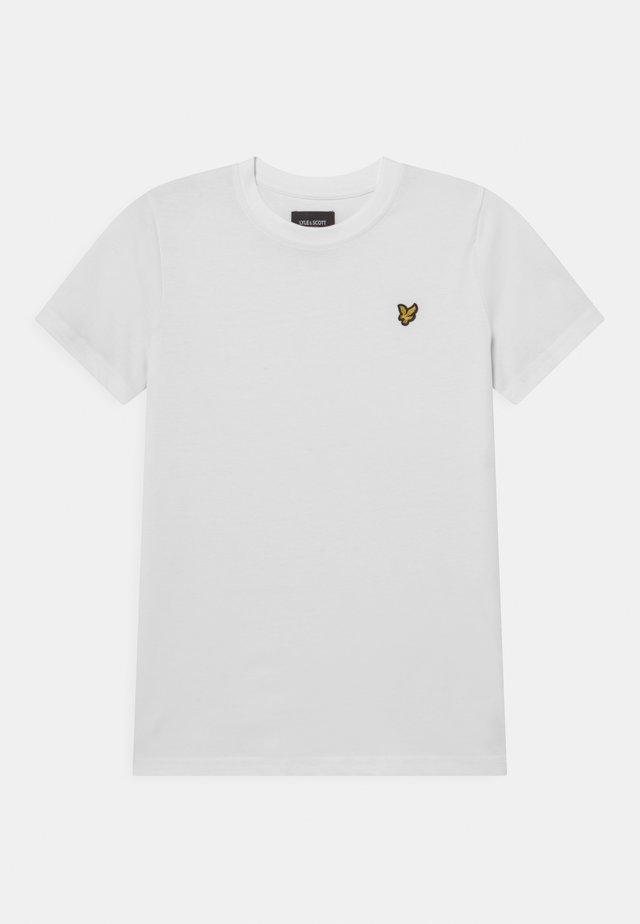 CLASSIC  - T-shirt - bas - bright white