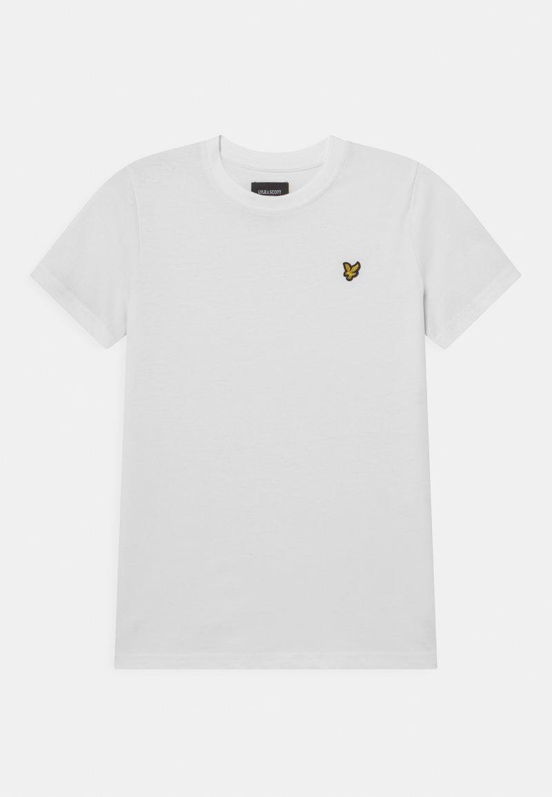Lyle & Scott - CLASSIC  - T-shirt basic - bright white