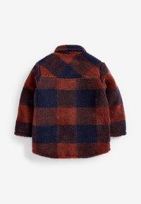 Next - Fleece jacket - orange - 2