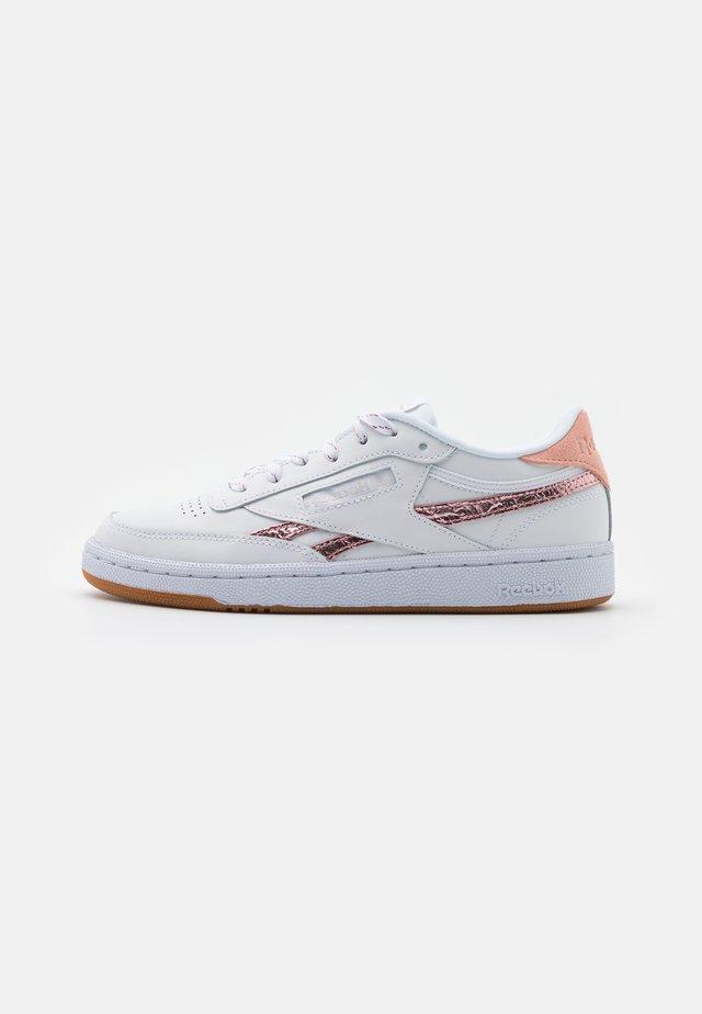 CLUB C 85 - Sneakers laag - white/blush metal/morning fog