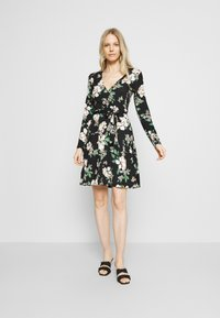 Anna Field - Day dress - black/multi-coloured - 0