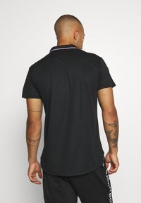 Björn Borg - TYLER - T-shirt sportiva - black beauty - 2