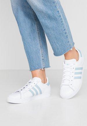 COAST STAR STREETWEAR-STYLE SHOES - Trainers - footwear white/ash green