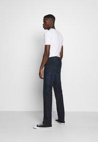 Lee - DAREN ZIP FLY - Jeans a sigaretta - dark tonal park - 2