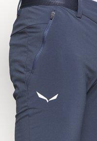 Salewa - PEDROC - Pantalon classique - ombre blue - 5