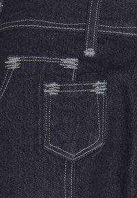 Levi's® - 505 UTILITY UNISEX - Jeans baggy - dark indigo flat finish - 7