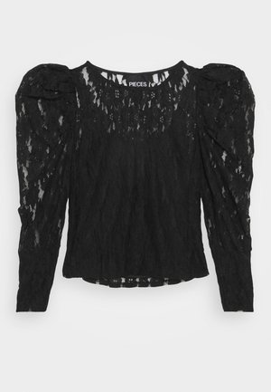 PCPYT   - Blouse - black