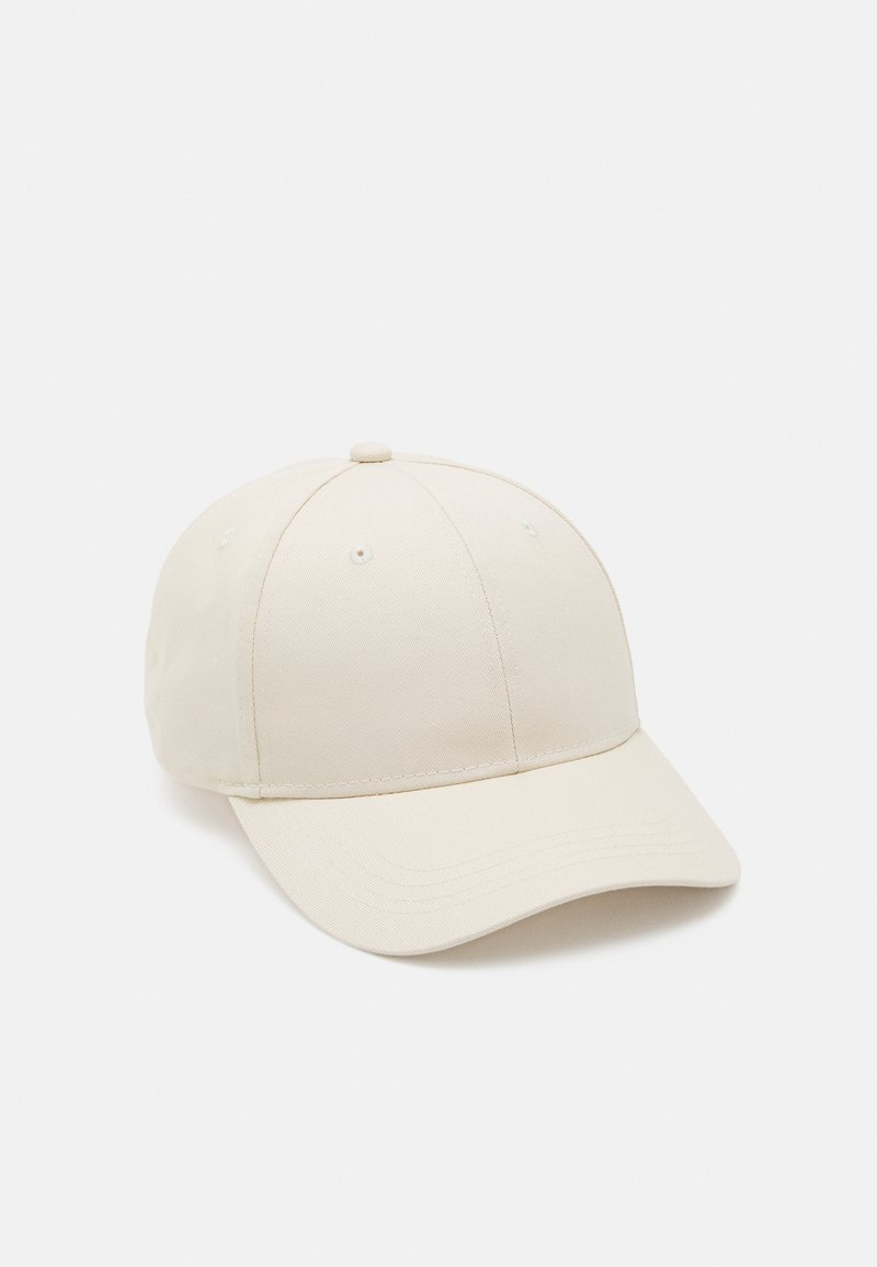 Only & Sons - ONSHARVEY NUMBER UNISEX - Cap - off-white