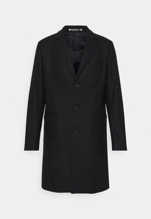 OVERCOAT - Classic coat - black
