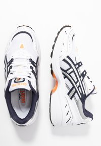 ASICS SportStyle - GEL-1090 - Sneakers - white/midnight - 5