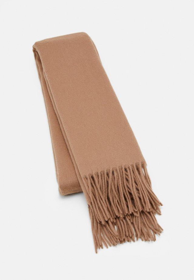 NIA SCARF - Sjal / Tørklæder - camel