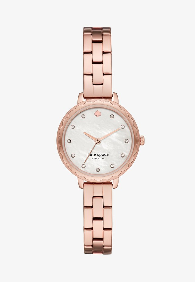MORNINGSIDE - Klokke - rose gold-coloured
